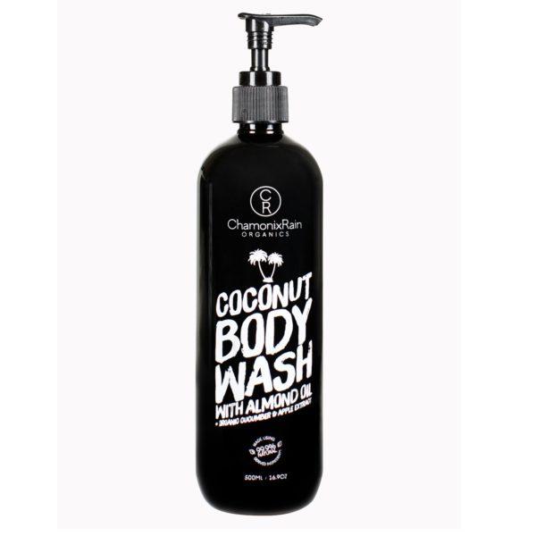 Chamonix Rain Organics Body Wash