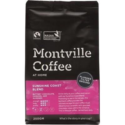 Montville Coffee Sunshine Coast Plunger