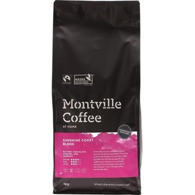 Montville Coffee Sunshine Coast Espresso 1kg