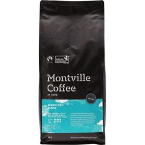 Montville Coffee Woodford Espresso Beans
