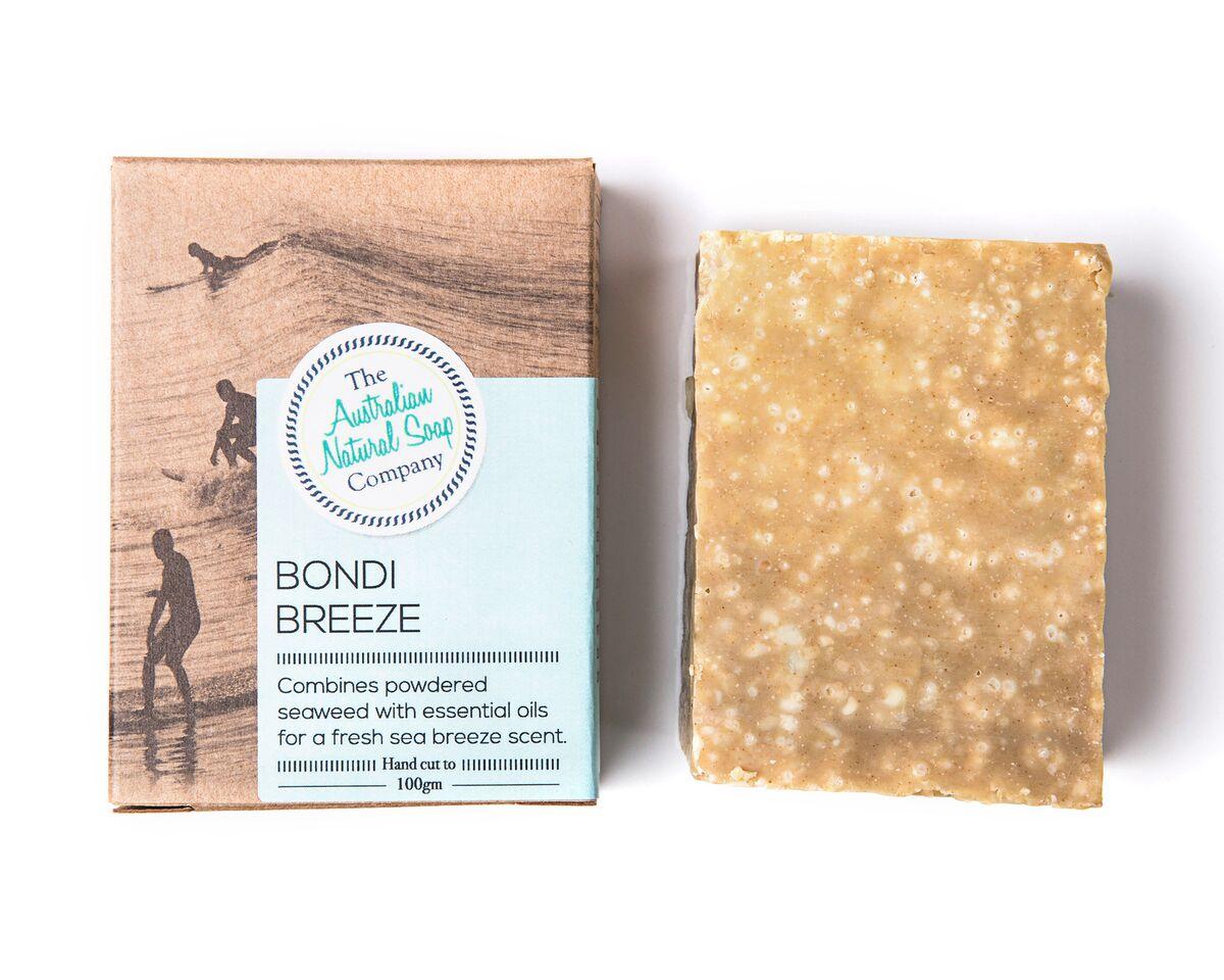 Natural Plant Oil Soap Made In Australia