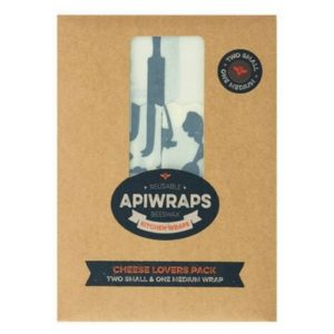 beeswax wraps cheese