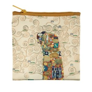 Loqi reusable bag Gustav Klimt