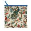 Loqi reusable bag Peacock