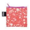 Loqi reusable Bag Coral Bell