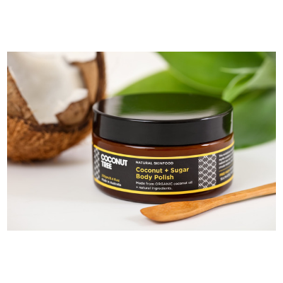 sugar body polish