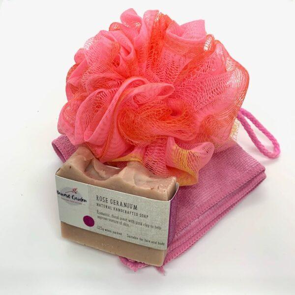 the harvest garden soap